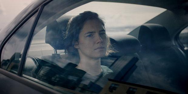 A scene from the Netflix documentary Amanda Knox. Photo / Netflix