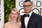 Naomi Watts and Liev Schreiber have split after 11 years together. Photo/AP