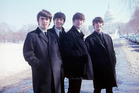 The Beatles. Photo supplied by Studio Canal