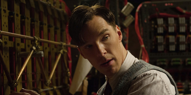 Loading Benedict Cumberbatch played Alan Turing in the 2014 film The Imitation Game.