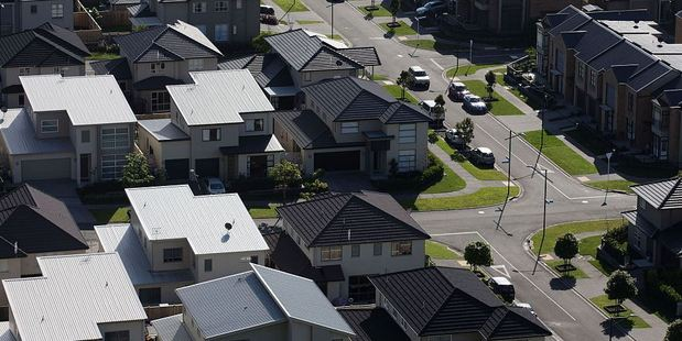 New property listings across the country dropped 12.2 per cent in September. Photo / Getty Images