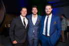 Left to right: The CleanPaleo team; co-founders Ryan Kamins, Art Green and Mitchell McClenaghan.