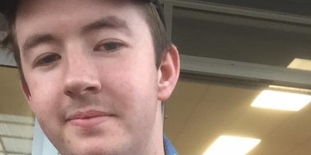 Loading 19-year-old Luke Cochrane was last seen leaving a party on foot on Saturday night. Photo / Facebook