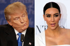 A clip that's resurfaced online shows Donald Trump giving his opinions on a then-pregnant Kim Kardashian.