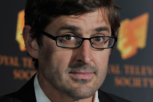 Louis Theroux attends the RTS Programme Awards at The Grosvenor House Hotel on March 15, 2011 in London, England. Photo / Getty