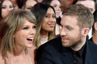 Recording artists Taylor Swift and Calvin Harris are on good terms again. Photo / Getty Images