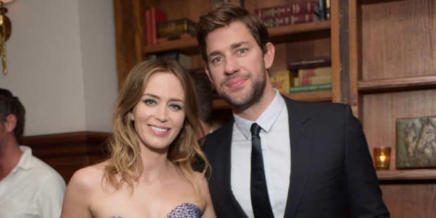 Actors Emily Blunt and John Krasinski have been married since 2010. Photo / Getty Images