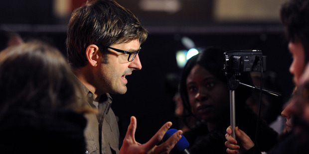 Louis Theroux attends a screening of 'My Scientology Movie' during the BFI London Film Festival at Vue Leicester Square on October 14, 2015 in London, England. Photo / Getty