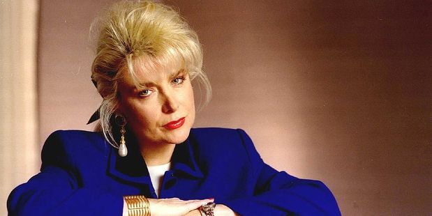 Gennifer Flowers, who claimed in 1992 to be the then-presidential Bill Clinton's lover. Photo / Getty Images