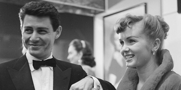 Eddie Fisher left Debbie Reynolds, the mother of his two young children, for Taylor in 1959. Photo / Getty Images