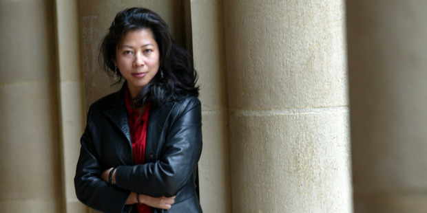 Writer and human rights activist Loung Ung who escaped Cambodia during the rule of the Khmer Rogue. Photo / Getty