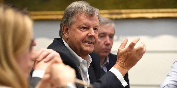 RFU Chief Executive Ian Ritchie. Photo / Getty Images