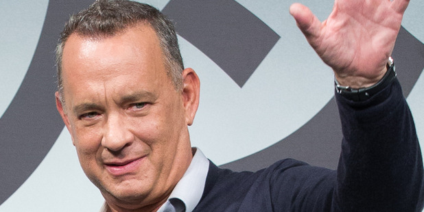 Nice guy Tom Hanks attends the Sully press conference on September 16, 2016 in Tokyo, Japan. Photo / Getty