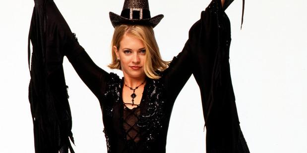 Melissa Joan Hart starred in Sabrina, the Teenage Witch. Photo / Getty