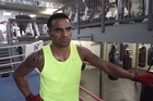 """Tauranga boxer Gunnar """"The Stunnar"""" Jackson takes on the hard punching Bowyn Boman Morgan on the undercard of the Joseph Parker v Alexander Dimitrenko fight in Auckland on Saturday night."""