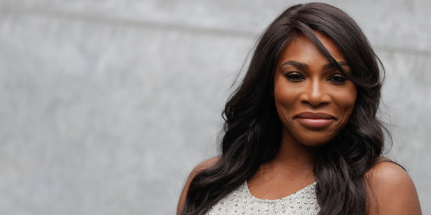 Serena Williams' appearance in Auckland is the climax of a four-year process of persistence. Photo / AP