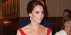Kate is taking more style risks, albeit without compromising the conservative appearance expected of a senior royal. Photo / Getty