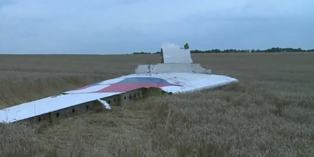 Loading Investigations have discovered startling information about the MH17 crash.