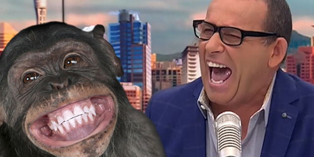 What set off Paul Henry's hysterical reaction this week?