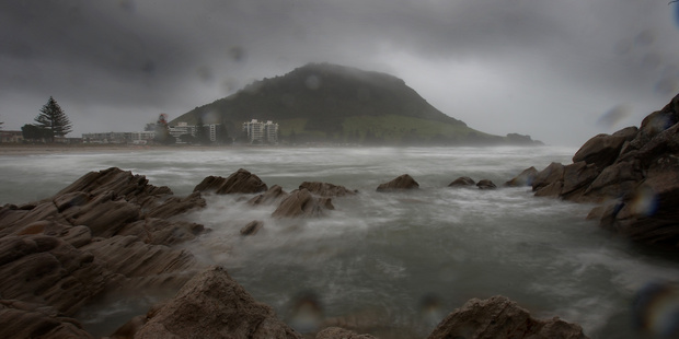 A weather watch has been put in place for the Western Bay of Plenty. Photo/File