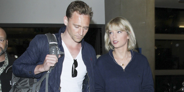 Since the end of their three-month romance, Tom has spoken about Taylor Swift only to insist they are on good terms despite the break-up. Photo / Splash News Australia