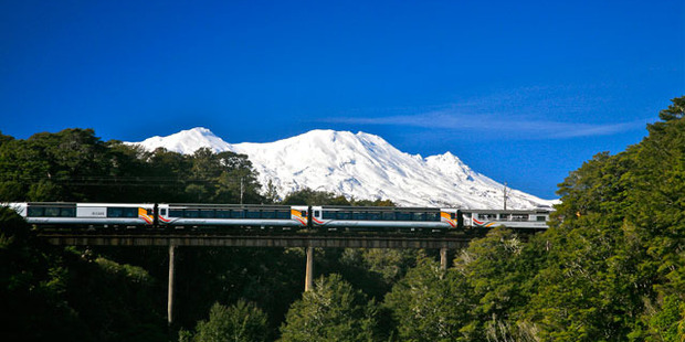 The viaducts are certainly feats of Kiwi engineering genius. Photo / Supplied
