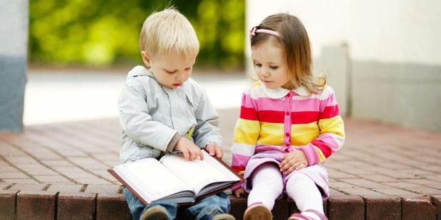 Children who show high levels of sympathy are better at sharing. Photo / 123RF