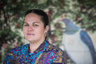 Papakura woman Hinekia Fitzgerald is taking part in the Herald's #WillSheVote? campaign. Photo/Michael Craig