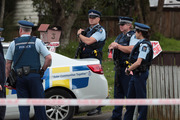 Police were called to the scene in Manurewa on Saturday after a man was fatally shot. Photo / Brett Phibbs
