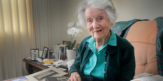 Eunice Newton (97) will be the earliest alumni attending the Wanganui Girls' College 125th anniversary next month.