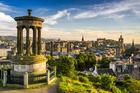 The city of Edinburgh. Photo / 123RF