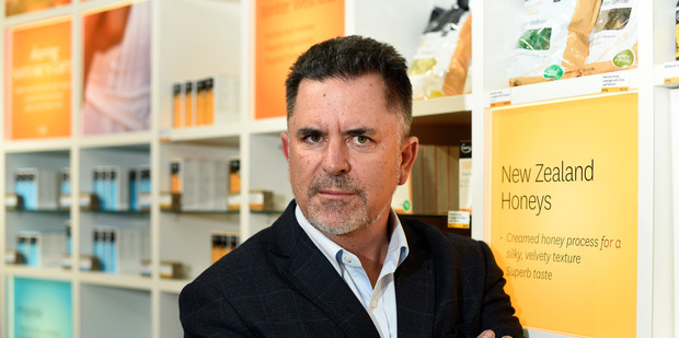 Comvita chief executive Scott Coulter says job cuts have been difficult. Photo/George Novak