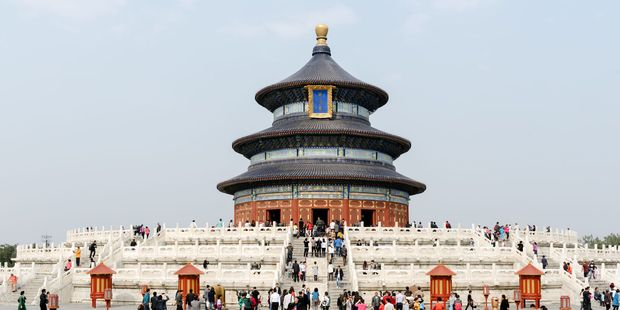 Exclaim out loud at The Temple of Heaven. Lift your hands in obvious delight at Suzhou's perfect pagodas.