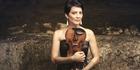 Violinist Anne Akiko Meyers. Photo: Molina Visuals