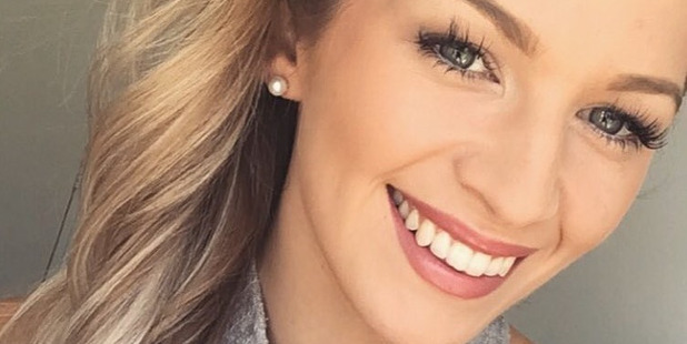 Kelsey Odell was one of four people assaulted by Wellington rugby player Losi Filipo.