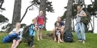 Watch: Papamoa family of six backpacking around the world