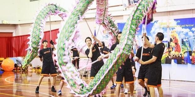 The Wellington Chinese Sports and Cultural Centre dragon dancers will be headlining at the Whanganui Festival of Cultures next month.