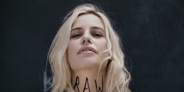 Gin Wigmore also features in <i>I Know This To Be True</i>. Photo / Cyndi Weeks