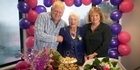 Watch: Tauranga woman turns 101