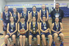 TOP EFFORT: Tauranga Girls' College winning senior basketball team. PHOTO/Supplied