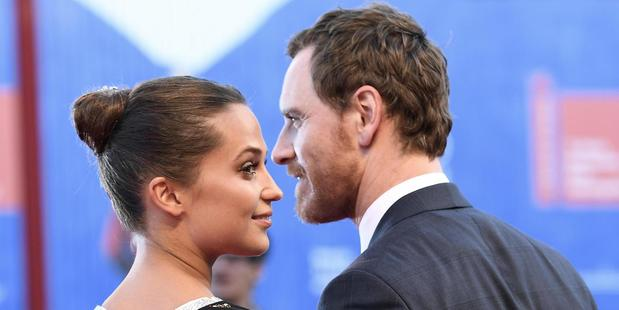 'We've never hidden the fact that we're a couple'. Photo / AP
