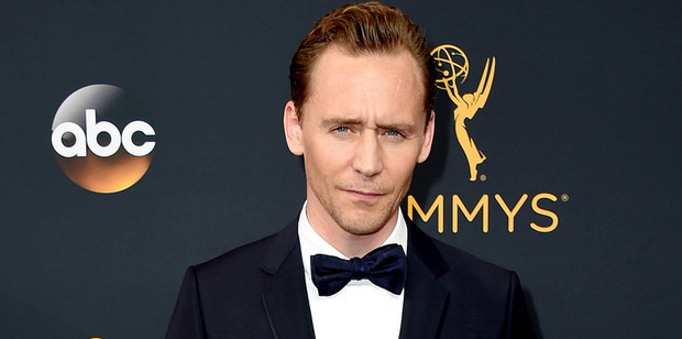 Tom Hiddleston avoided talking about his ex Taylor Swift with Interview magazine. Photo / AP