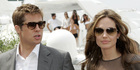 American actor-producer Brad Pitt and American actress Angelina Jolie are set to divorce. Photo / AP