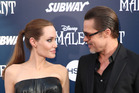 The Brad Pitt and Angelina Jolie divorce has been dominating headlines this week. Photo/file.