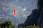 The Icarus Cup celebrated its 43rd edition on the slopes of Saint Hilaire du Touvet. Photo / AP