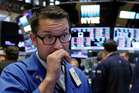 Trader Leon Montana works on the floor of the New York Stock Exchange, Monday, Sept. 26, 2016. U.S. stocks are falling Monday morning and following Asian and European indexes lower. (AP Photo/Richard