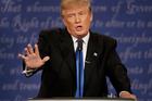 Republican presidential nominee Donald Trump. Photo / AP