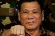 Philippine President Rodrigo Duterte has said he would like to slaughter millions of drug addicts. Photo / AP