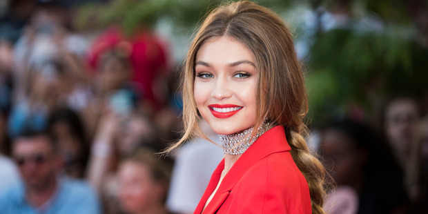 'Honestly, I felt I was in danger, and I had every right to react the way I did' says Gigi Hadid. Photo / AP