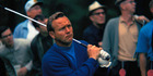 Arnold Palmer durning the Masters Golf Tournament in Augusta, Ga. April 11, 1968. Photo / AP